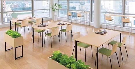 食堂椅子 / ラウンジチェア