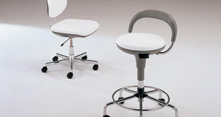 作業椅子 / 作業用チェア