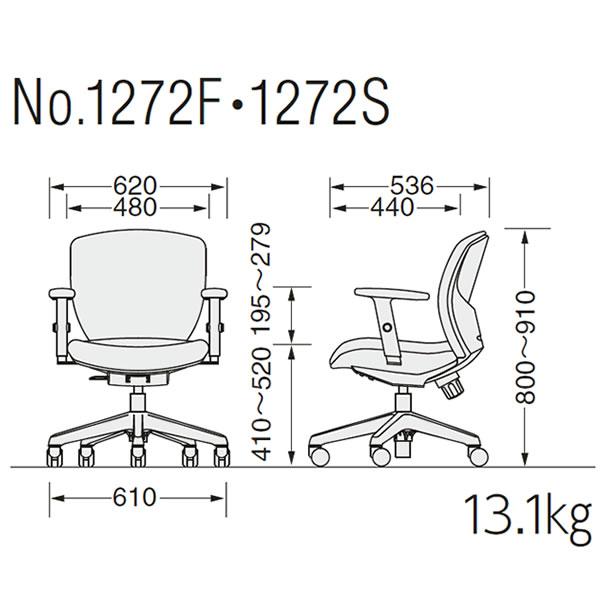 No.1272F・No.1272S