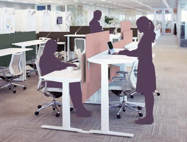 働き方改革 -あなたのオフィスでも実現-