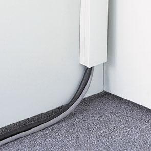 床配線用ダクト