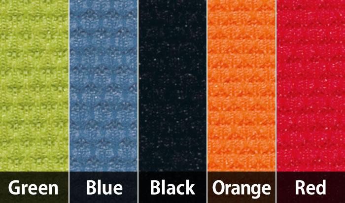 張地カラーは全5色