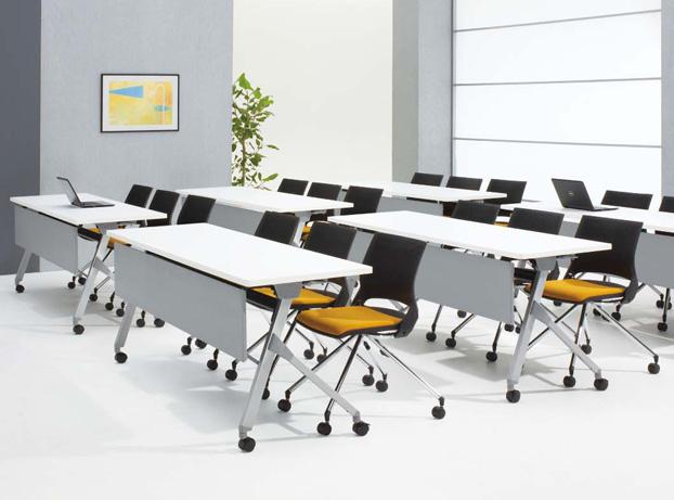 オフィスや会議室、セミナーなどでの長時間使用も快適に。