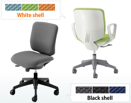 CG-Rシリーズは、アンクルチルト(R)リクライニング機能をはじめとした座り心地を向上する様々な技術の詰まった、オカムラ製オフィスチェアのバリューラインです。比較的導入しやすい価格と高いコストパフォーマンスで、オフィスワークに快適性と個性をプラス。予算の都合で安い椅子を頻繁に買い替えているようなオフィスに是非検討していただきたい、満足度の高いオフィスチェアです。