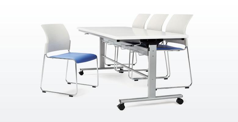 食堂用テーブル