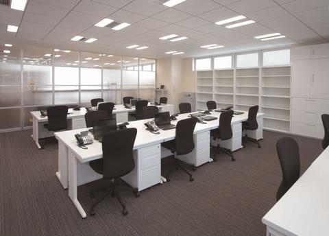 3種類の天板から選べる格安オフィスデスク