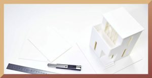 紙貼りパネル
