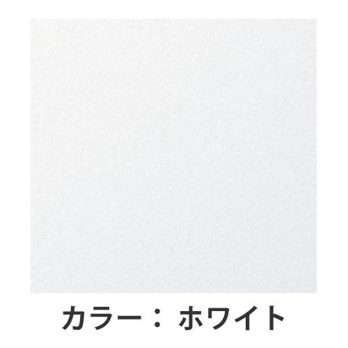 本体カラーはホワイトです。