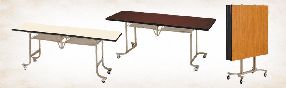 ツマミ操作フライトテーブル