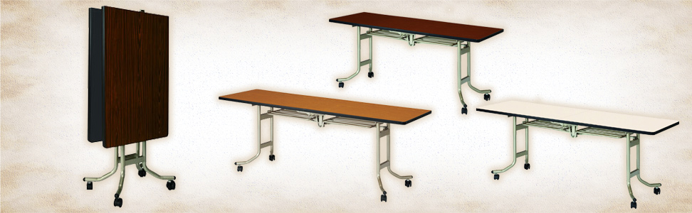 セーフティーロック機構フライトテーブル
