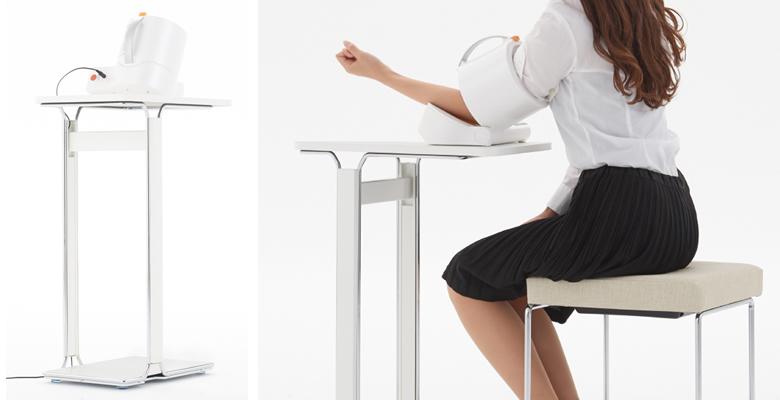 血圧計用テーブル