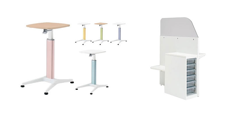 医療用テーブル