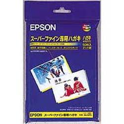 EPSON MJSP5 スーパーファイン専用紙 ハガキ