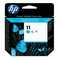 HP C4811A HP11 プリントヘッド シアン 純正