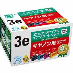 エコリカ ECI-CA034P/BOX リサイクルインク
