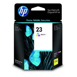 HP C1823D NEC/hp共通 HP23 カラーインクカートリッジ