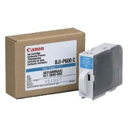 CANON 3531A009 BJI-P600C インクカートリッジ シアン