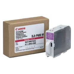 CANON 3531A007 BJI-P600M インクカートリッジ マゼンタ