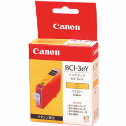CANON 4482A001 BCI-3eY インクタンク イエロー 純正
