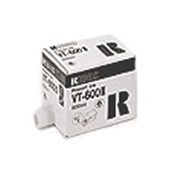 RICOH 613449 プリポートインキ VT-600-2 黒