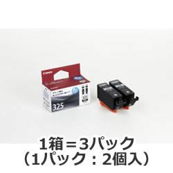 CANON 4713B007 BCI-325PGBK 2P インクタンク ブラック2P