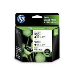 HP E5Y51AA HP920XL 黒(増量) 2個パック×3