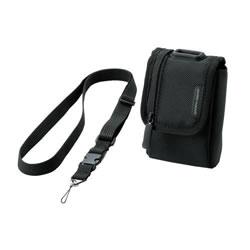 ELECOM DGB-056BK 首ひも付デジカメケース