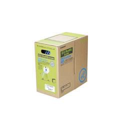 ELECOM LD-CTS100/RS EU RoHS指令準拠 STPケーブル