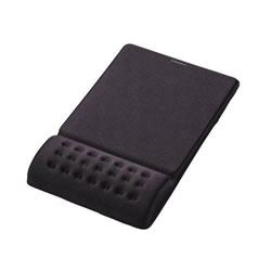 ELECOM MP-095BK COMFY マウスパッド