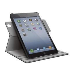 ELECOM TB-A12S360BK iPad mini用 360度スイベルケース(ブラック)