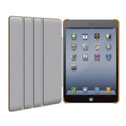ELECOM TB-A12SPLF2DR iPad mini用ソフトレザーカバー4段階(オレンジ)