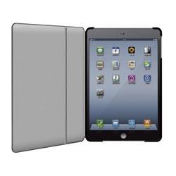 ELECOM TB-A12SPLFBK iPad mini用ソフトレザーカバー(ブラック)
