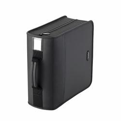 ELECOM CCD-SS320BK CD/DVDファスナーケース