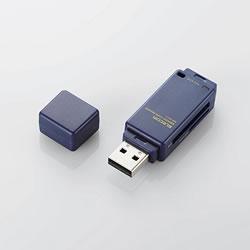 ELECOM MR-K011BU スティックタイプメモリリーダライタ