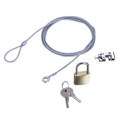 ELECOM ESL-3 ノートパソコン&マウスセキュリティロック