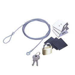 ELECOM ESL-6 セキュリティロックキット