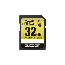 ELECOM MF-CASD032GU11 SDHCカード/車載用/MLC/UHS-I/32GB
