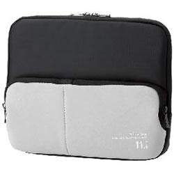 ELECOM BM-IBPT11BK ポケット付きPCインナーバッグ