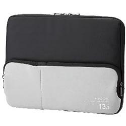 ELECOM BM-IBPT13BK ポケット付きPCインナーバッグ