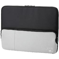 ELECOM BM-IBPT15BK ポケット付きPCインナーバッグ
