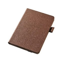 ELECOM TB-A15S360BR iPad mini 4/ソフトレザーケース/360度/ブラウン
