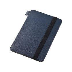 ELECOM TB-A15SPLF2BU iPad mini 4/ソフトレザーケース/4段階調節/ブルー