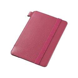 ELECOM TB-A15SPLF2PN iPad mini 4/ソフトレザーケース/4段階調節/ピンク