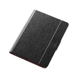 ELECOM TB-A15SWVFMBK iPad mini 4用フラップカバー(フリー)