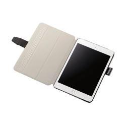 ELECOM TB-A15SWVSMCBK iPad mini 4用フラップカバー(360)
