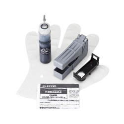 ELECOM THC-326321BK5 キヤノン 326/321用詰め替えインク