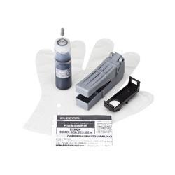 ELECOM THC-326321GY5 キヤノン 326/321用詰め替えインク