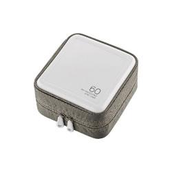 ELECOM CCD-HB60WH Blu-ray・CD・DVD対応ファスナーケース(60枚)