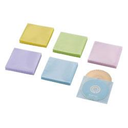 ELECOM CCD-NWB120ASO Blu-ray・CD・DVD対応不織布ケース スタンダード
