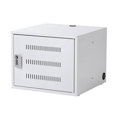 サンワサプライ CAI-CAB106W ノートパソコン収納キャビネット